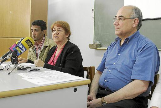 La presidenta de la Plataforma por la Convivencia, Alda Yurramendi, en una imagen de archivo.