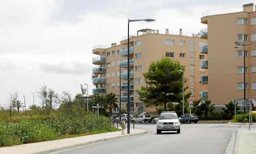 En Eivissa es frecuente el alquiler de pisos particulares en temporada a turistas.