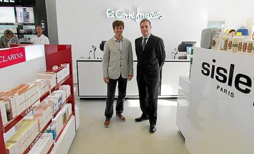 Antonio Zaforteza y Josep Maria Ramis.