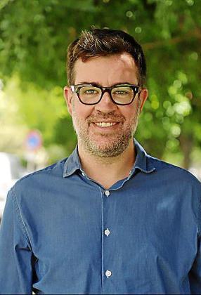 Antoni Noguera, coordinador de Més.