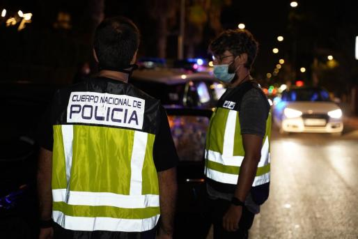 El arresto fue practicado este domingo por agentes del Cuerpo Nacional de Policía.