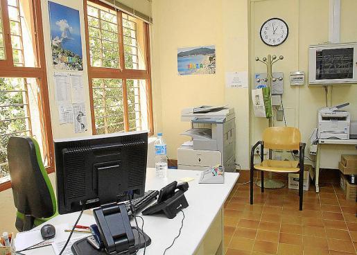 Ambas fueron atendidas en el Instituto de Medicina Legal de Eivissa, en la imagen.