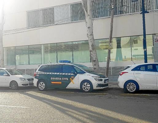 Los dos detenidos por la Guardia Civil fueron puestos a disposición judicial.