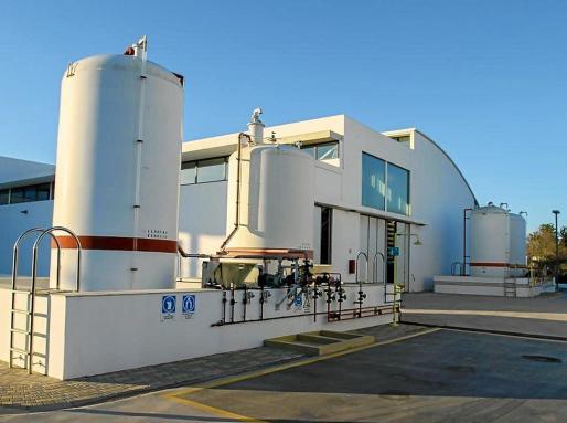 La desaladora de Santa Eulària es la última puesta en marcha en Ibiza.