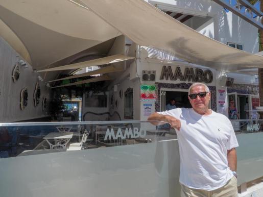 Javier Anadón, propietario del grupo Mambo.
