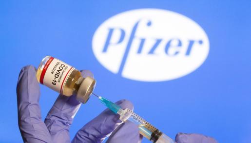 Imagen de una de las vacunas contra la COVID-19.