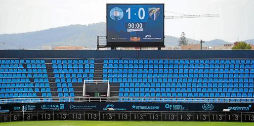 Durante la mañana de este sábado se hicieron pruebas en el videomarcador. El 1-0 sería un resultado firmado por muchos celestes ya que conllevaría la consecución de los tres primeros puntos de una tacada en Segunda.