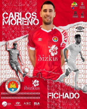 Carlos Moreno.