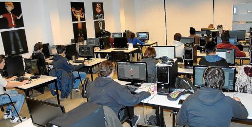 Esta titulación permite dedicarse al desarrrollo de videojuegos o a la animación 3D, entre otros ámbitos.