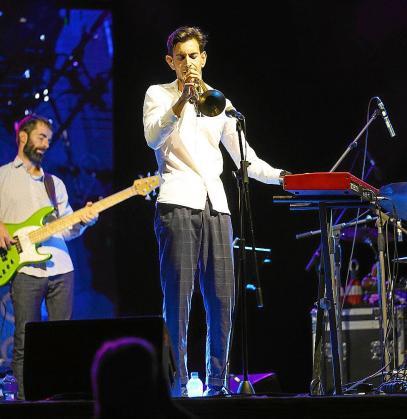 Una imagen del concierto de clausura del Eivissa Jazz.