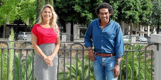 Francisca Sanhueza, CEO de H4H Humanizando Empresas, y Marvin Singhateh, socio-director de Sales & Fit, directores del programa.