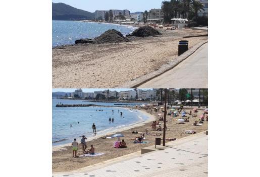 Mismo municipio diferentes playas