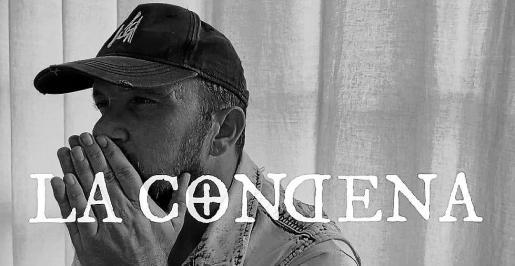 Cartel de la nueva canción 'La condena' del cantautor ibicenco Joaquín Garli.