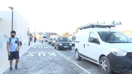 'Vuelta al cole' en Formentera.
