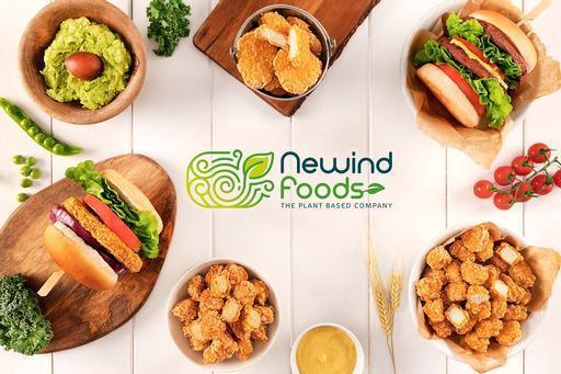 NeWind Foods, la primera marca de productos de proteína vegetal 'made in Spain', ya está disponible en supermercados.