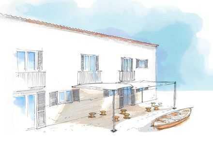 El Consell Executiu aprueba el proyecto de adaptación del edificio que albergará el futuro Museo del Mar.