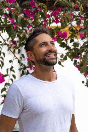 Paco de la Fuente es el 'coach' que organiza 'Metamorphosis'.