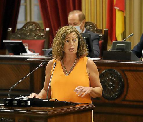 Francina Armengol.