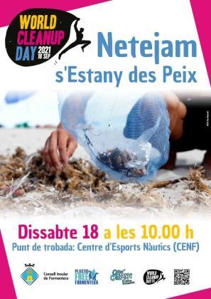 El World Cleanup Day es la acción cívica más grande del mundo.