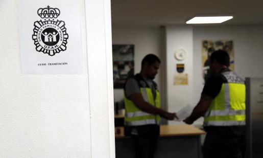 Agentes de la UFAM han investigado los hechos.