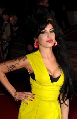 Imagen de archivo de la cantante británica Amy Winehouse.
