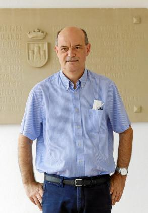 Vicente Guasch, subdirector de la Escuela Universitaria de Turismo de Ibiza.