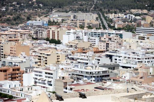 Viviendas en Ibiza.