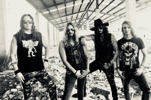 La banda valenciana Jolly Joder, referente del Hard Rock a nivel nacional.