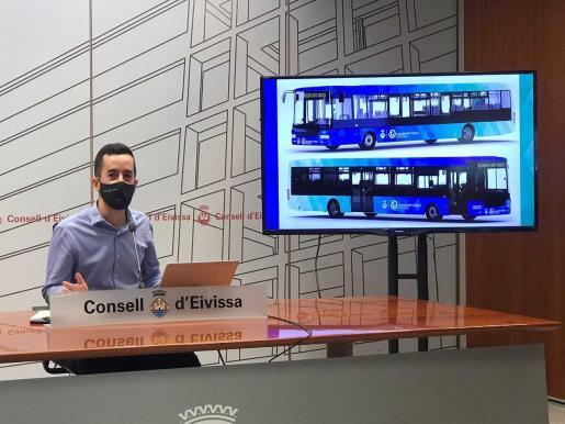 Imagen de la presentación del proyecto celebrada este martes.