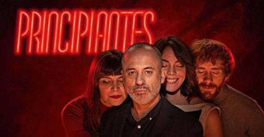 A la venta las entradas para la obra de teatro 'Principiantes'.