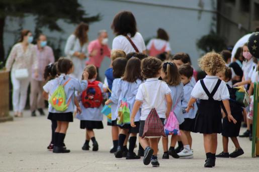 El uso de la mascarilla siempre es obligatorio en Baleares para los mayores de seis años.