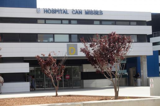 Fachada del Hospital de Can Misses.