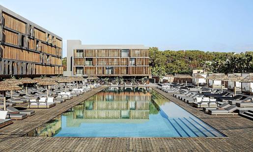 OKU Ibiza: El nuevo oasis wellness de moda.