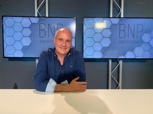 José Luis Benítez, gerente de Ocio de Ibiza, en una imagen de archivo.