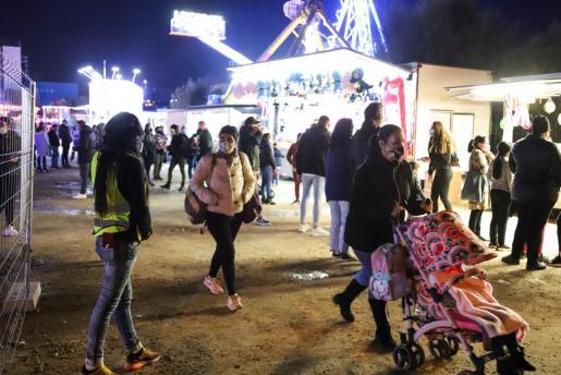 Feria de Ibiza.