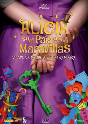 Ya están a la venta las entradas para el espectáculo de teatro de títeres 'Alicia en el País de las Maravillas' en Can Ventosa.