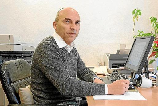 Juan Manuel Costa, presidente de la patronal hotelera de Formentera.