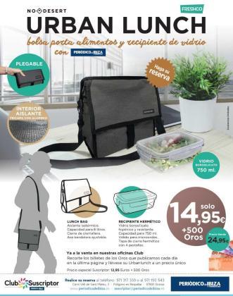 Periódico de Ibiza y Formentera le ofrece esta lunch bag.