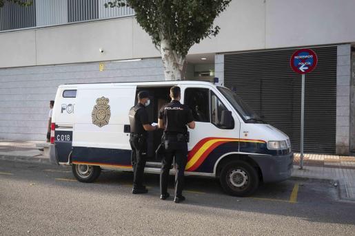 Policía Nacional investiga los hechos.
