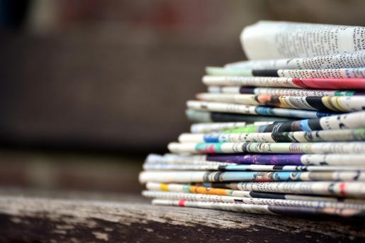 Periódicos acumulados.