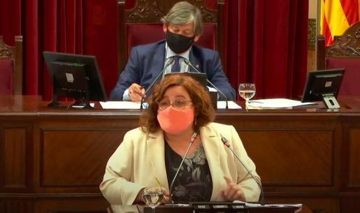 La diputada socialista Beatriz Gamundí.