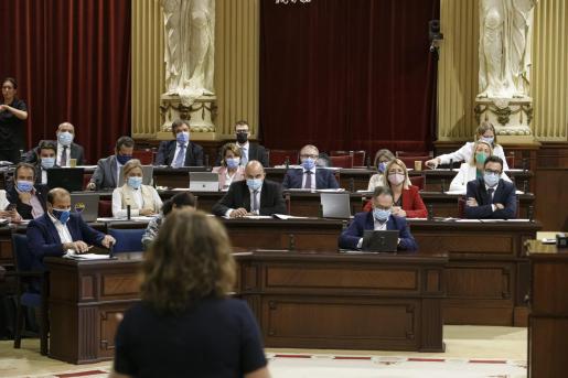 Parlament balear.