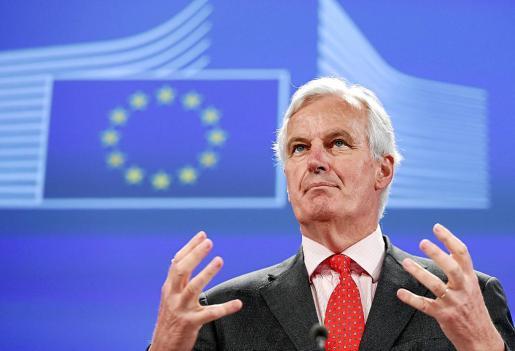 El eurocomisario de Mercado Interior, Michael Barnier, defendió crear una autoridad europea para liquidar bancos.