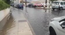 Activada la alerta naranja por fuertes lluvias y tormentas en Ibiza y Formentera