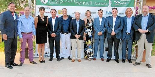 Juan Martí, Merino Díez, Pilar Cortés, Joan Jaume, Joan Janer, Antonio Gómez, Mercedes Alvarado, Joaquín García, José María Pascual, Bernardí Jaume y Jaume Ochogavía.
