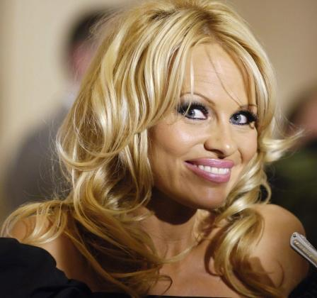 Pamela Anderson, en imagen de archivo.