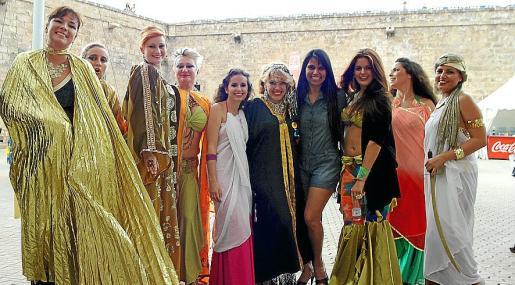 El encuentro de música y danza congregó a numeroso público en Ses Voltes