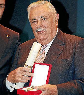 El editor Pere A. Serra.