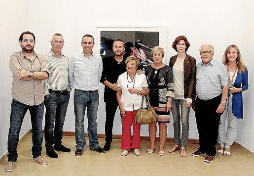 Toni Nadal, Guiem Rosselló, Biel Tauler, Gori Vicens, Catalina Heredia, Apolonia Rotger, Bel Oliver, Gori Vicens Barceló y Aina Rovira.