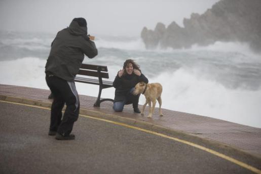 El viento continuará siendo protagonista en las islas.